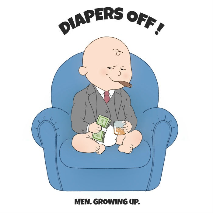 diapers off logo
