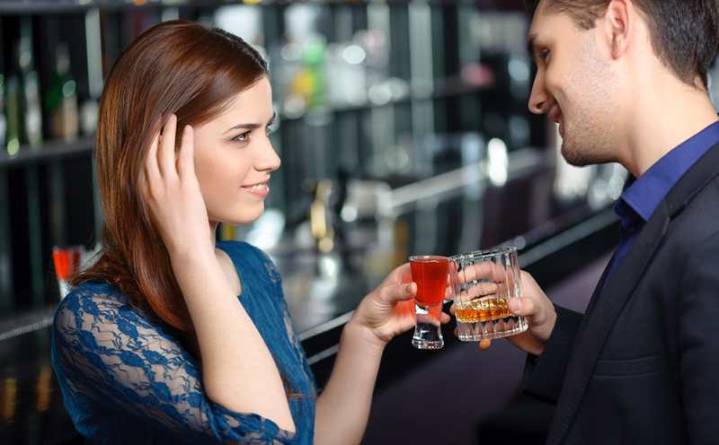 how to approach a girl for drinks