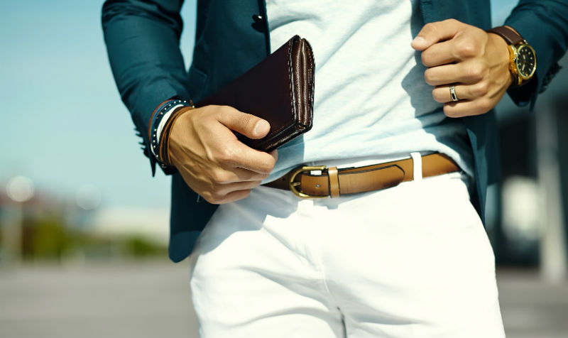 The One Item Every Well-Dressed Man Has in His Closet