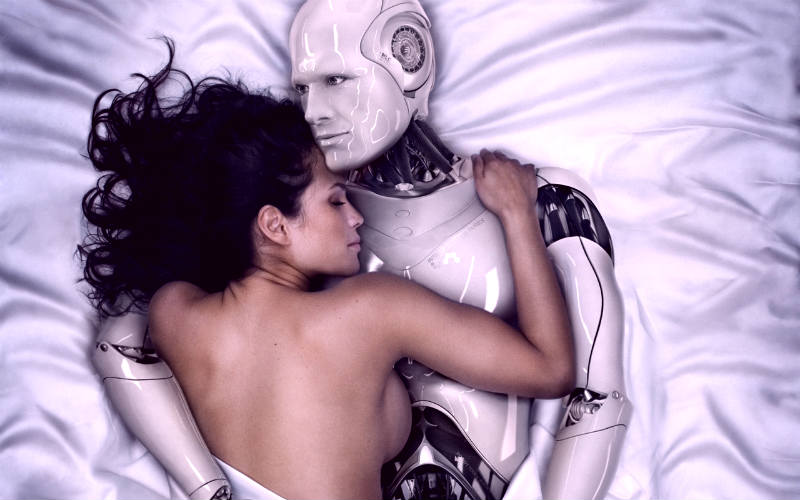 "The Future of Sex: Virtual Reality, Robot Sex, and Her Strange ""Sci-Fi"" Fantasy…"