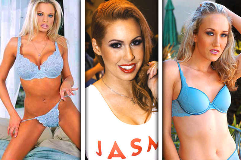 Briana Banks, Alana Evans, & Edyn Blair Reveal...