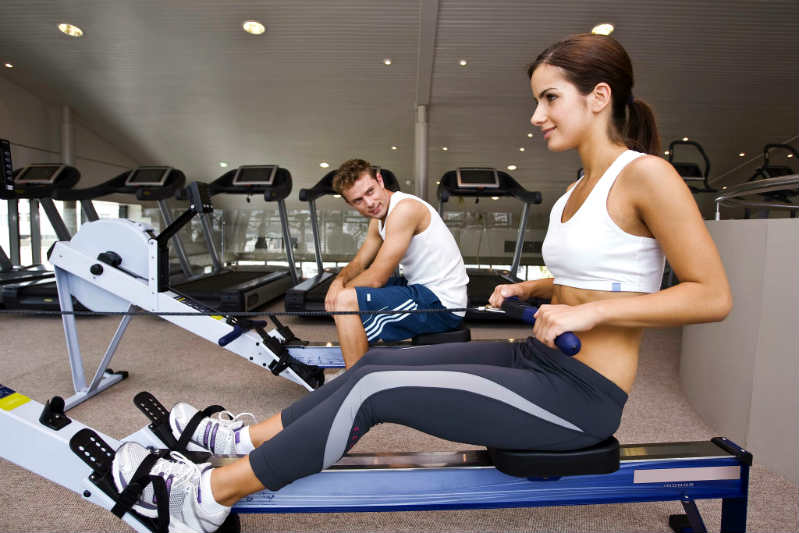 places to meet women at the gym