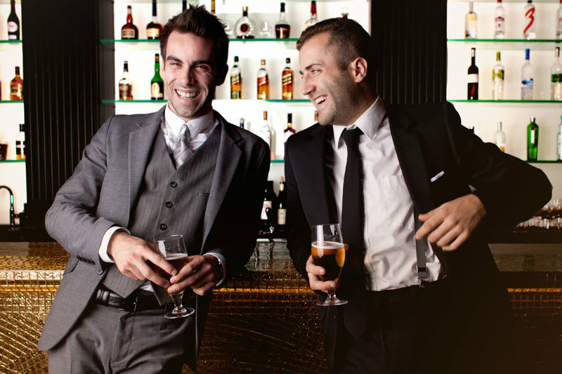 Dating Expert: How to Find a Great Wingman Who Gets You #'s