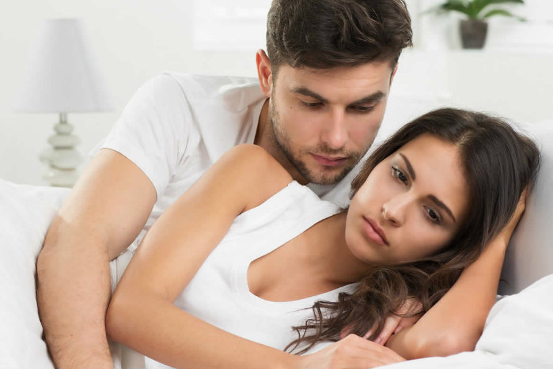 "8 Arousal Techniques for When She's ""Not in the Mood"""
