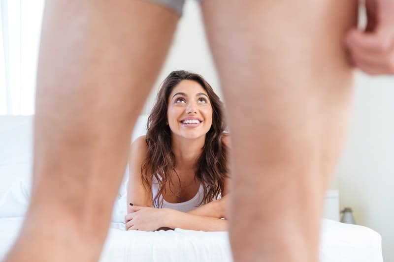 3 Surprising Benefits of Having a Smaller Penis (Plus How to F**k Her Deep Regardless of Your Size)