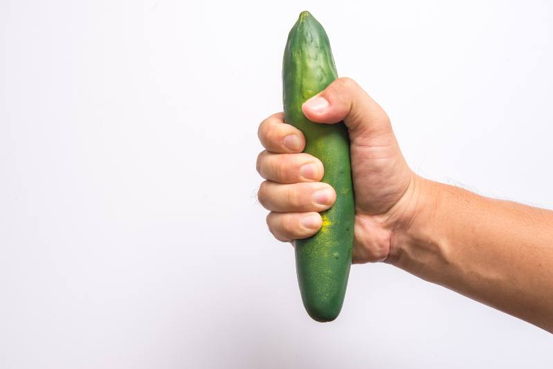 """Do You Have Penis Death Grip Syndrome? If It Takes You A While to Get Hard the Answer May Be """"Yes"""" (Here's What You Can Do About It)"""